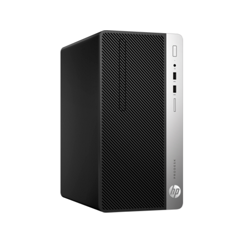 HP 400 MT G5 4NU07EA i5-8500 8GB 256SSD 2GB R7 430 FDOS