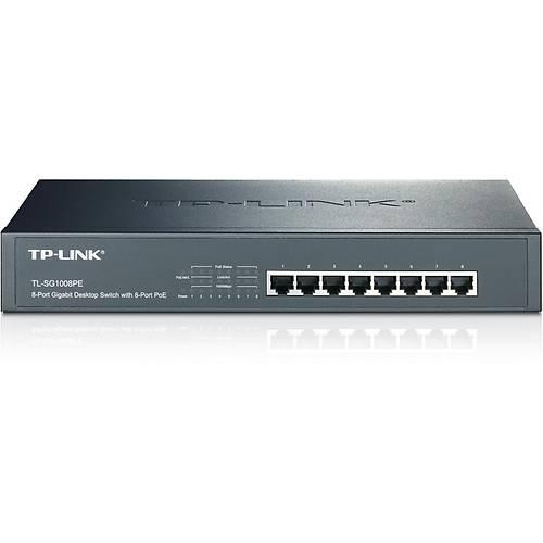 TP-LINK TL-SG1008PE  8 PORT GBIT SWITCH+8P POE