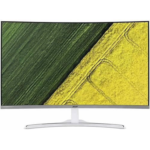 31.5 ACER ED322QAWMidx FHD LED 4MS FreeSync 250 Nits (HDMI DVI) MM CURVED BEYAZ MONITOR