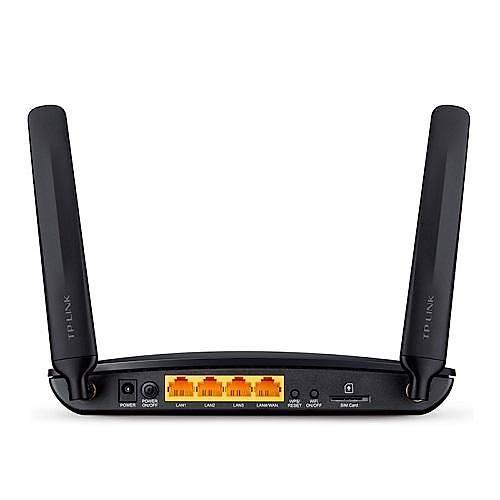 TP-LINK TL-MR6400 300Mbps N LTE 4G ROUTER