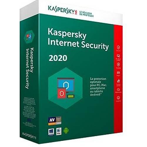 KASPERSKY INTERNET SECURITY 2019 TÜRKÇE 2 KUL 1YIL