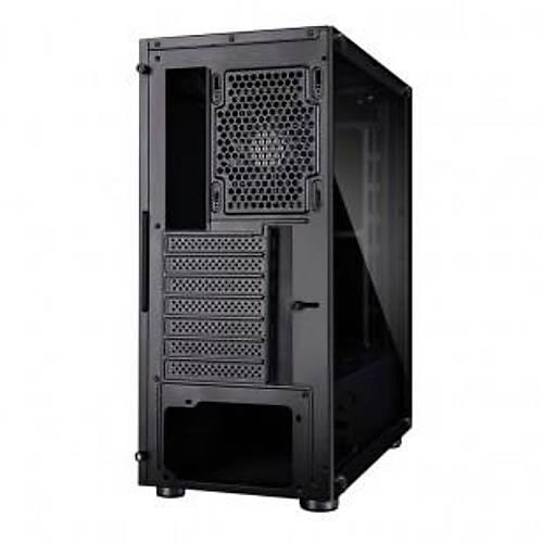 Zalman R2 E-ATX MidTower RGB Kasa Siyah 600w