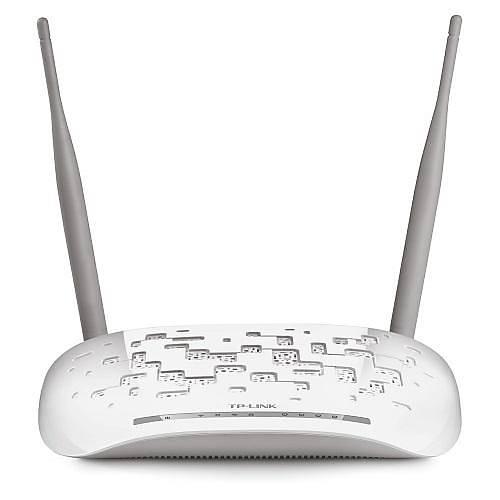 TP-LINK TD-W8961N ADSL2+ 4PORT 300MbpsKBLSZ MODEM