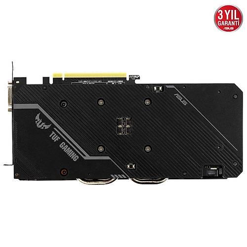 ASUS TUF 3-GTX1660S-6G-GAMING 6GB GDDR6 DVI HDMI DP 192bit