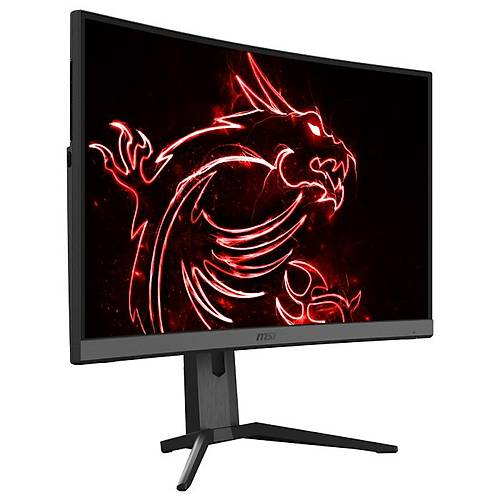 27 MSI OPTIX MAG272CQR WQHD VA 1MS 165HZ MONITOR