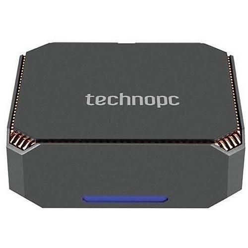 TECHNOPC NANO5-72412 i5-7200 4GB 120SSD FD MÝNÝ PC