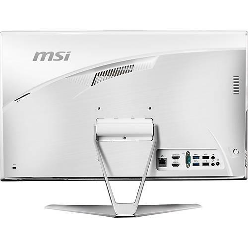 MSI AIO PRO 22XT AM-021EU 21.5 LED 1920X1080 (FHD) MULTI-TOUCH RYZEN 5 3400G 8GB DDR4 256GB SSD W10H BEYAZ