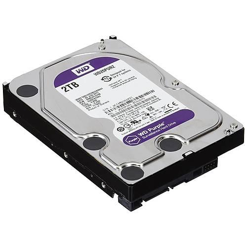 2TB WD Purple SATA6 64MB DV 7x24 WD20PURZ