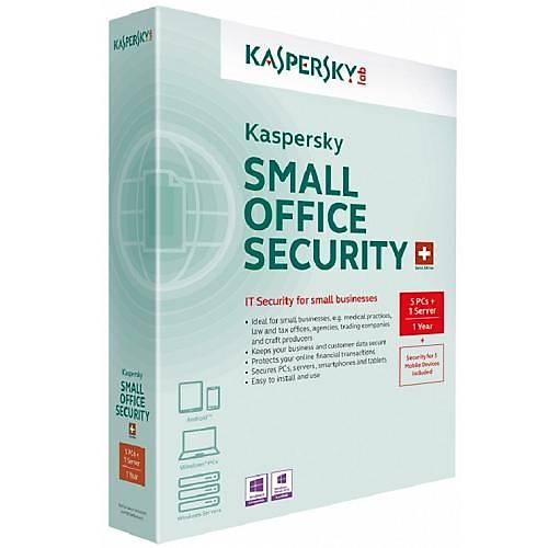 KASPERSKY SMALL OFFICE3 1S+5K(+5K MD)3YIL