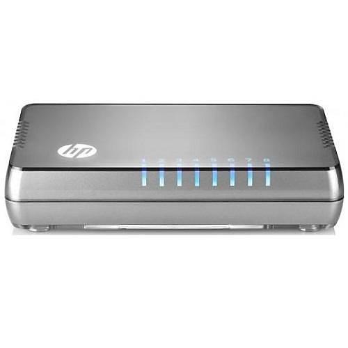 HP JH408A 8 PORT 1405-8G V3 GIGABIT SWITCH