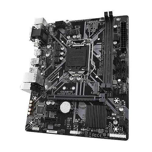 GIGABYTE H310M-S2H 2.0 DDR4 4000Mhz DVI 1151p