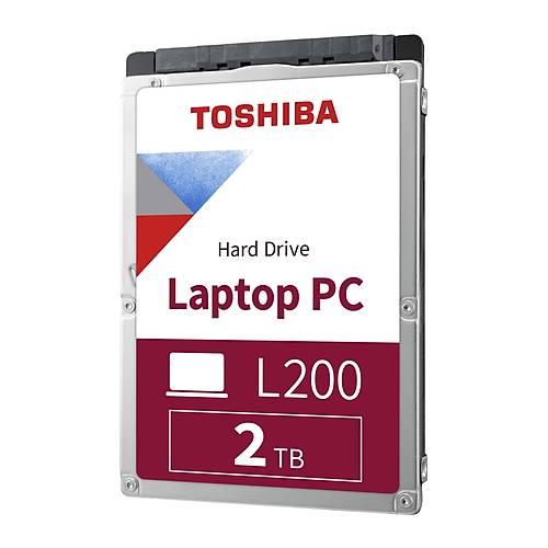 """2TB TOSHIBA 2.5"""" L200 5400RPM 128MB HDWL120UZSVA"""