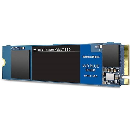 WD Blue SSD 500GB 3D NAND M.2 560MB/s-530MB/s WDS500G2B0C PCIe NVMe