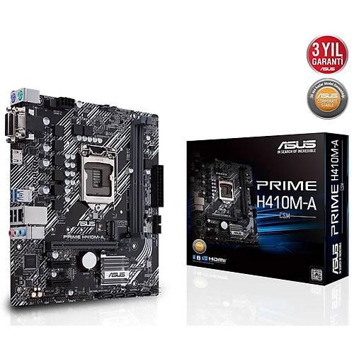 ASUS PRIME H410M-A/CSM DDR4 2933/2133 MHz 1200p