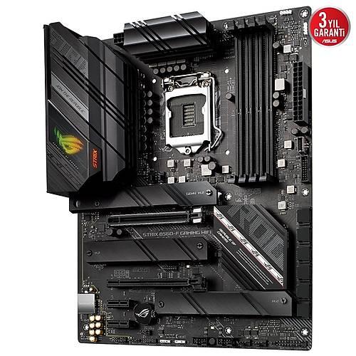 ASUS ROG STRIX B560-F GAMING WIFI 2933Mhz(OC) DDR4 M.2 DP WIFI ATX 1200p