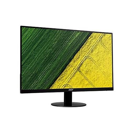 23.8 ACER SA240Ybid FHD IPS LED 4MS 250 Nits (VGA, DVI, HDMI) ULTRA ÝNCE ÇERÇEVESÝZ MONÝTÖR