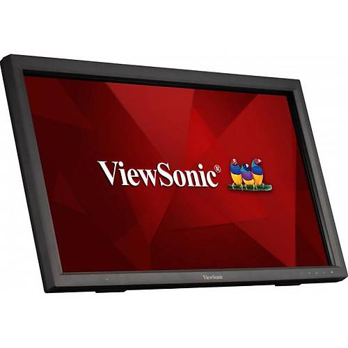 24 VIEWSONIC TD2423 FULL HD VGA+DVI+HDMI+USB TYPE A 10 PARMAK DOKUNMATIK MONITOR