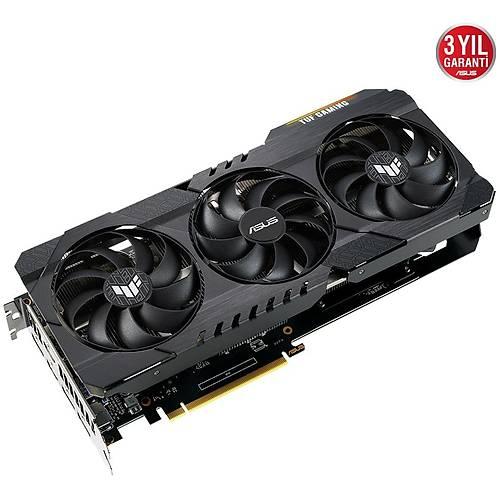 Asus GeForce RTX 3060 TUF Gaming OC Edition 12GB GDDR6 192 Bit Nvidia Ekran Kartý (TUF-RTX3060-O12G-GAMING)