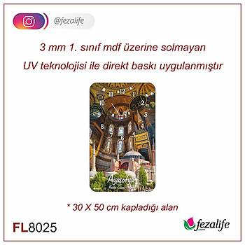 Ayasofya Kebir Cami-i Þerifi Saati - FL8025