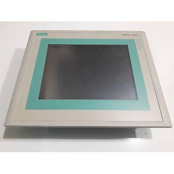 Siemens MP370 6av6 545-0da10-0ax0 Operatör Paneli
