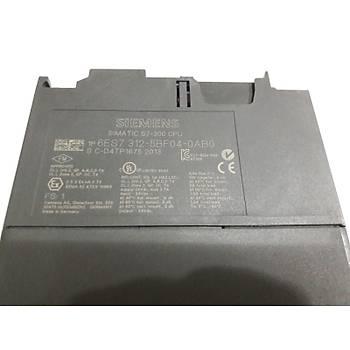 Siemens Simatic S7-312 PLC