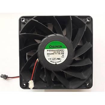 Sunon 24V 19.2W DC Fan ( 120x120x38mm )