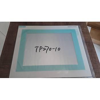 Siemens TP270 10 inch (23.3x18.1cm) Dokunmatik Cam + Film
