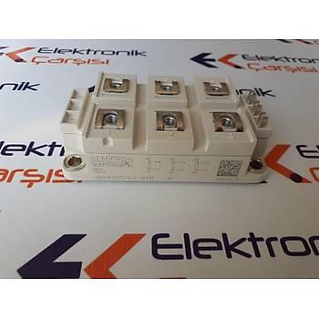 Semikron Skkr200/0.2-BVR IGBT Modül