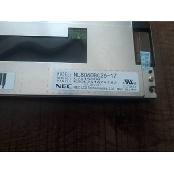 NL8060BC26-17 LCD ( SETEX838 EKRANI)