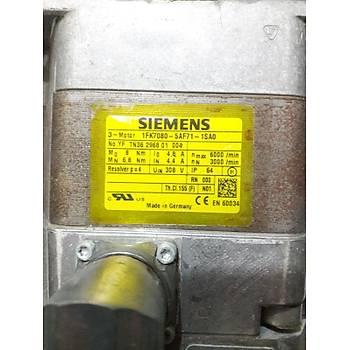 Siemens 1fk7080-saf71-1sa0 Servo Motor
