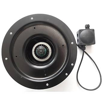 Ebmpapst TFSR 125M 230V 50/60Hz 0.13/0.16A 24/32W AC Fan