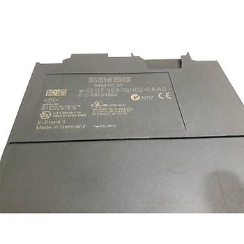 Siemens Simatic S7-321 PLC