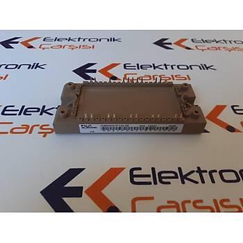 Fuji 7mbr50vp120-50 (50A-1200v) IGBT Modül