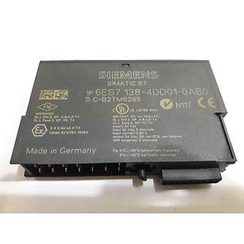 Siemens S7-138 PLC Kartý