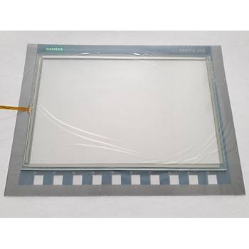 Siemens KTP1200 Dokunmatik Cam (Touch+Protective Film)-6AV2123-2MB03-0AX0  ( 27.9x18.2cm )