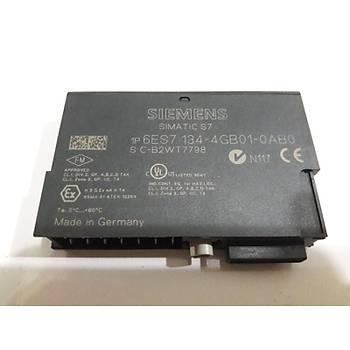 Siemens S7-134 PLC Kartý