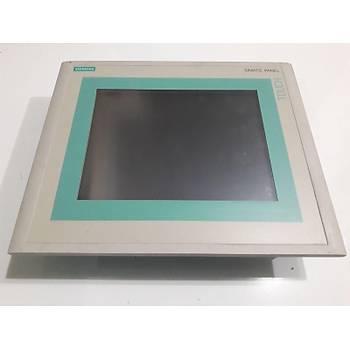 Siemens TP270 6av6545-0cc10-0ax0 Operatör Paneli