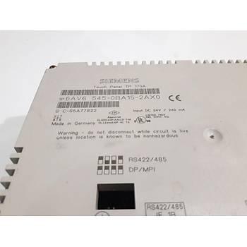 Siemens TP170A 6av6 545-0ba15-2ax0 Operatör Paneli