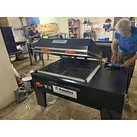 Makropack 8000 Model Kapaklı Shrink Makinası 65*80 Cm