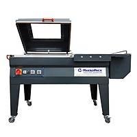 Makropack 7000 Model Kapaklı Shrink Makinası 55*70 Cm