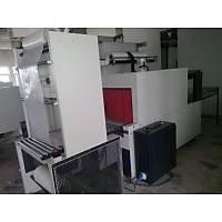 Makropack PE60 Polietilen Shrink Ambalaj Makinesi Yarı Otomatik