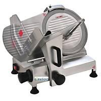 Lavion 25 Cm Salam Sosis Kesme Dilimleme Makinesi Büfe Restoran Tipi Salam Kesme Makinesi