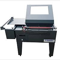 Makropack Manuel Kapaklı Shrink Ambalaj Makinesi - 50 x 60 cm