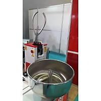Dev Mikser 35 Kg Devirmeli Hamur Yoğurma Makinesi Ayarlanabilir Mil Çıkan Kazan