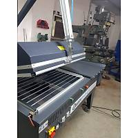 Makropack Pnomatik Sistem 8000P Model Kapaklı Shrink Makinesi  65*80 Cm