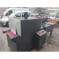 Makropack Yarı Otomatik Tünelli Shrink Ambalaj Makinesi Sıcak Çene