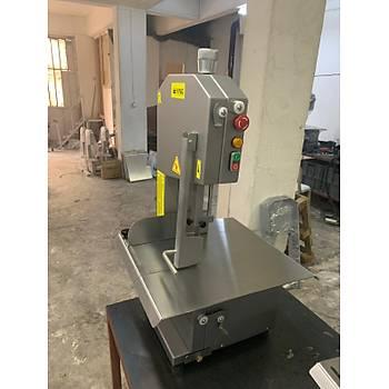 Akse Et Kemik Kesme Makinesi Testeresi Full Paslanmaz 380 V - 220 V