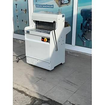 Akse Ekmek Dilimleme Makinesi