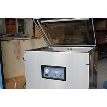 Lavion DZ 800 L Vakum Makinesi Geniþ Derin Hazne L Tip Çift Vakumlama Makinesi