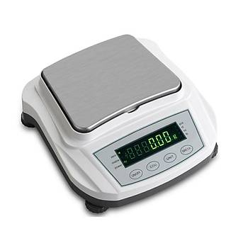 Swock YP2002 Hassas Terazi 2 Kg 0,01 gr Elektronik Labartuvar Terazisi